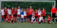 Spielfreude pur beim 4:0 gegen den HSV